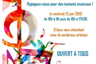 Animations Musicales à Montpellier