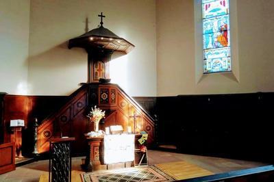 Animations Patrimoniales Et Culturelles à L'église à Strasbourg
