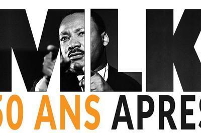 Animations Pour Les Scolaires Autour De L'exposition Martin Luther King, 50 Ans Après à L'eglise Evangélique à Saint Germain en Laye