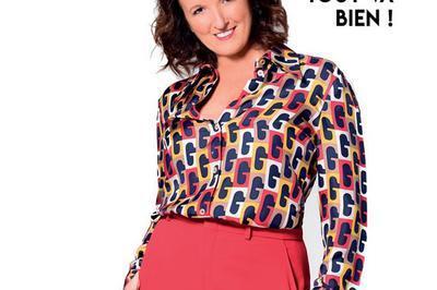 Anne Roumanoff Tout Va Bien ! à Royan