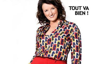 Anne Roumanoff Tout Va Bien ! à Amberieu en Bugey