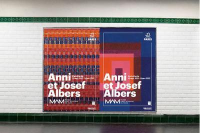 Anni Et Josef Albers à Paris 16ème