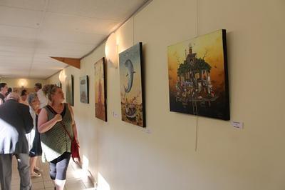 Le Rendez-vous de l'Art à La Plaine sur Mer
