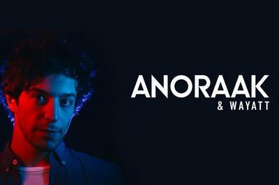 Anoraak & Wayatt - AFTER Officiel Festival Les Intergalactiques à Lyon