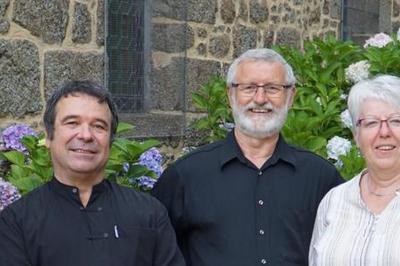 10 Ans déjà au gré des saisons - Quatuor vocal Entrenotes à Genets