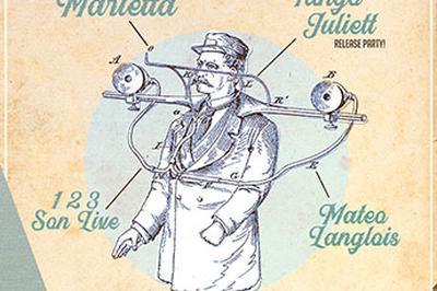 5 ans Topophone : Marietta / Tango Juliett / Matéo Langlois / 1.2.3 Sonlive à Toulouse
