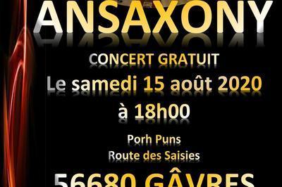 Ansaxony concert gratuit 56680 gâvres à Gavres