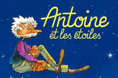 Antoine et les étoiles à Paris 13ème