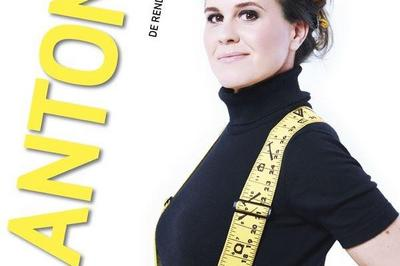 Antonia De Rendinger Dans Pose Les Fondations à Nantes