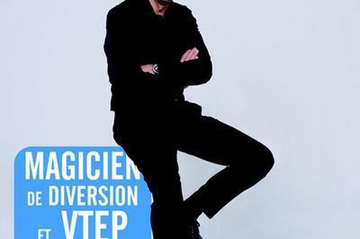 Antonio - Mentalist Show à Bourg les Valence