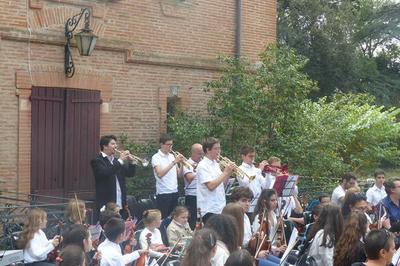 Apéritif Musical De L'école De Musique Du Sivu à Portet sur Garonne