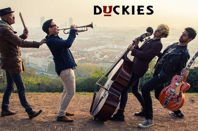 Apéro-Concert avec Duckies à Orbagna