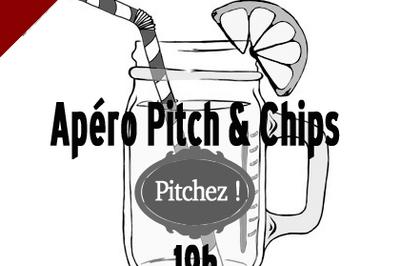 Apéro Pitch & Chips à Nantes
