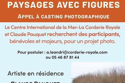 Appel à casting photographique à Rochefort