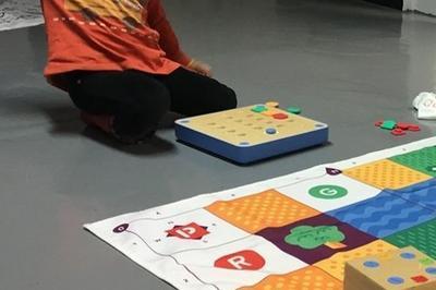 Apprendre à coder dans l'esprit Montessori à Arcueil