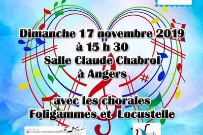Après-midi musical au profit de France Adot 49 à Angers