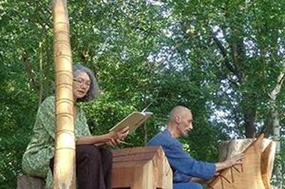 Arbrassons - Duo Angeli Primitivi à Barraux