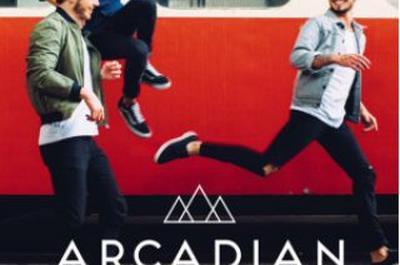 Arcadian + 1ere Partie à Montpellier