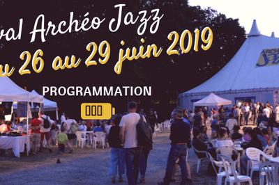 Archéo Jazz 2019