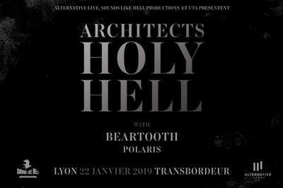 Architects, Beartooth et Polaris à Villeurbanne