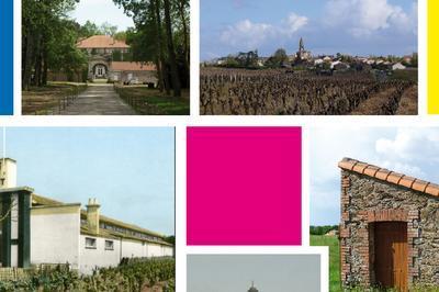 Architectures en Vignoble nantais à Basse Goulaine