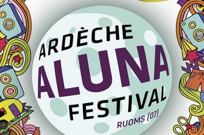 Ardeche Aluna Festival 2020 Pass 3 js à Ruoms