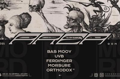 Area X Mord: Bas Mooy, Uvb, Morsure, Ferdinger, Orthodox à Pantin