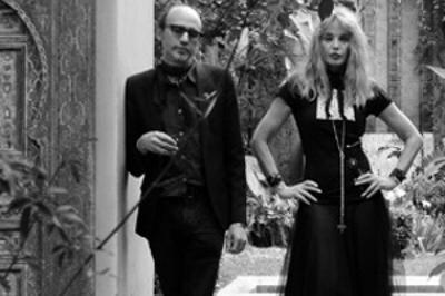 Arielle Dombasle / Nicolas Ker à Cannes