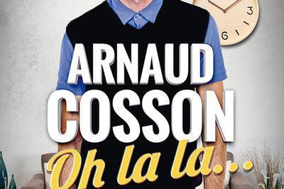 Arnaud Cosson à Rouen