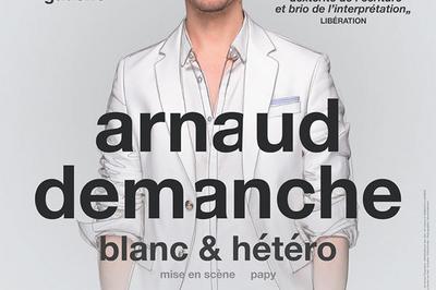 Arnaud Demanche à Mouilleron le Captif
