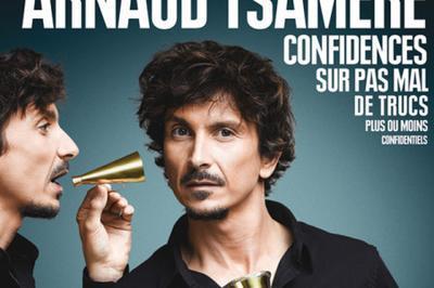 Arnaud Tsamere à Nantes