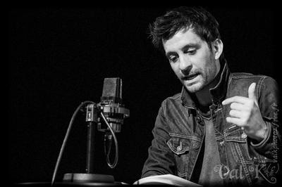 Arno Calleja, En Résidence D'écriture à Toulouse