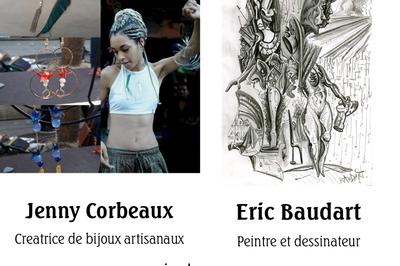Art à Part - Exposition les 8 et 9 déc. par Eric Baudart à Fontenay Sous Bois