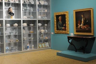 Art Et Convivialité : Le Patrimoine-céramique Du Musée à Reims