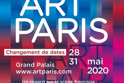 Art Paris 2020 à Paris 8ème
