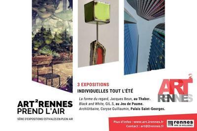 Art2rennes prend l'air dans le cadre de l'exposition Exporama à Rennes