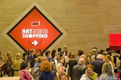 ART Shopping : 21ème Foire d'Art International Contemporain à Paris 1er