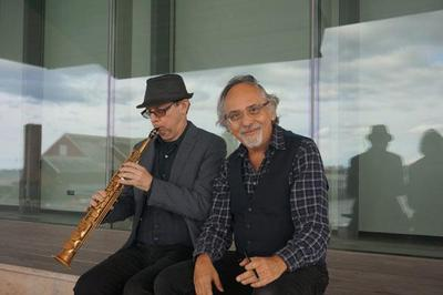 Art Spiegelman & Phillip Johnston à Paris 19ème