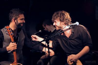 Arthur Le Forestier et Bruno Giglielmi à Blois