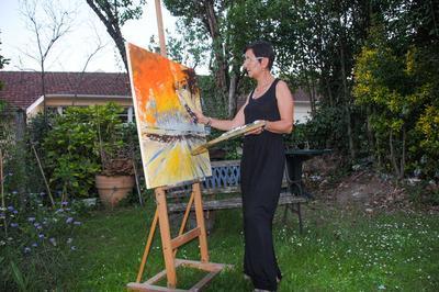 Artistes Au Village à Sorde l'Abbaye