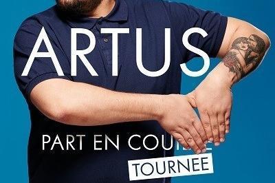 Artus Dans Artus Part En Tournee à Deauville