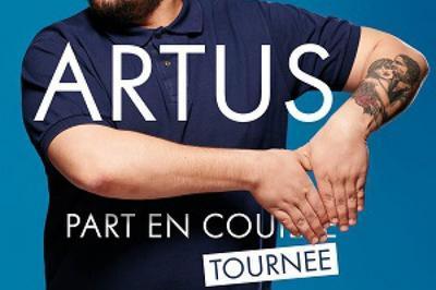 Artus Part En Tournee à Toul