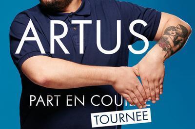 Artus Part En Tournee à Les Pavillons Sous Bois