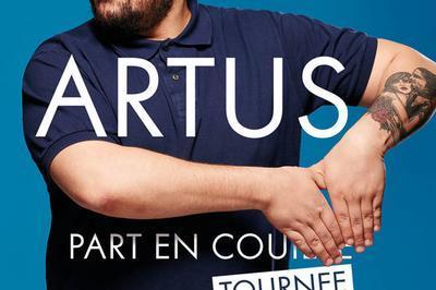 Artus Part En Tournee à Besancon