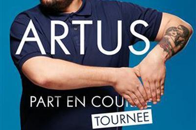 Artus Part En Tournee à Sedan