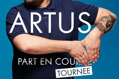 Artus Part En Tournee à La Seyne sur Mer