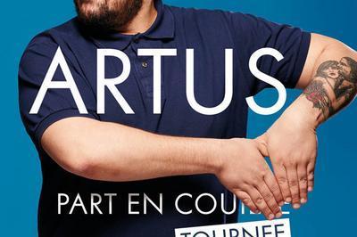 Artus Part En Tournee à Nice