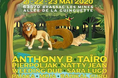 Arverne reggae festival 2020