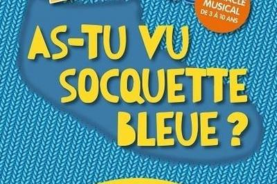 As-tu Vu Socquette Bleue ? à Paris 18ème