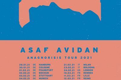 Asaf Avidan   Zenith Arena Lille